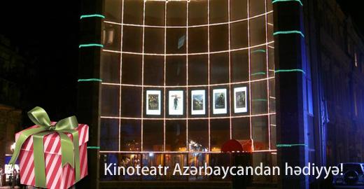 Azərbaycan kinoteatrı